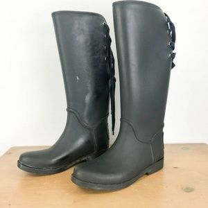Coach Tristee Waterproof Rain Boot 9B